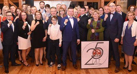 25-lecie Ciechanowskiego Klubu Karate Kyokushin