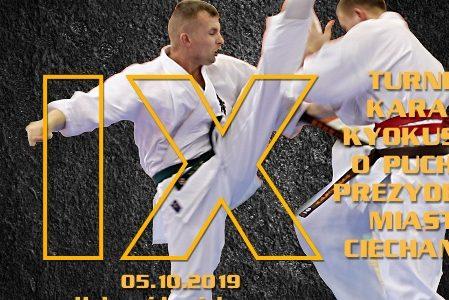 IX Turniej Karate Kyokushin o Puchar Prezydenta Miasta Ciechanów