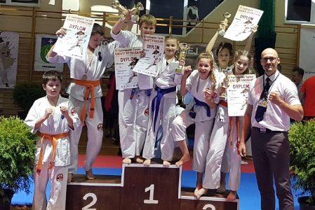 XI Ogólnopolski Turniej Karate dla Dzieci i Młodzieży