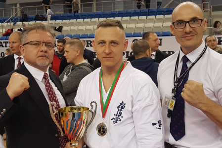 18th European Karate Championship Minsk, Belarus